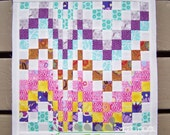 Quilt Sampler Block of the Month Pattern Basic Bargello