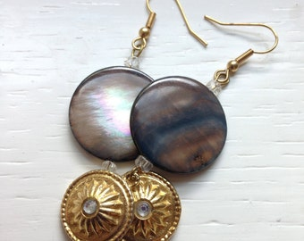 Ancient Treasure Earrings