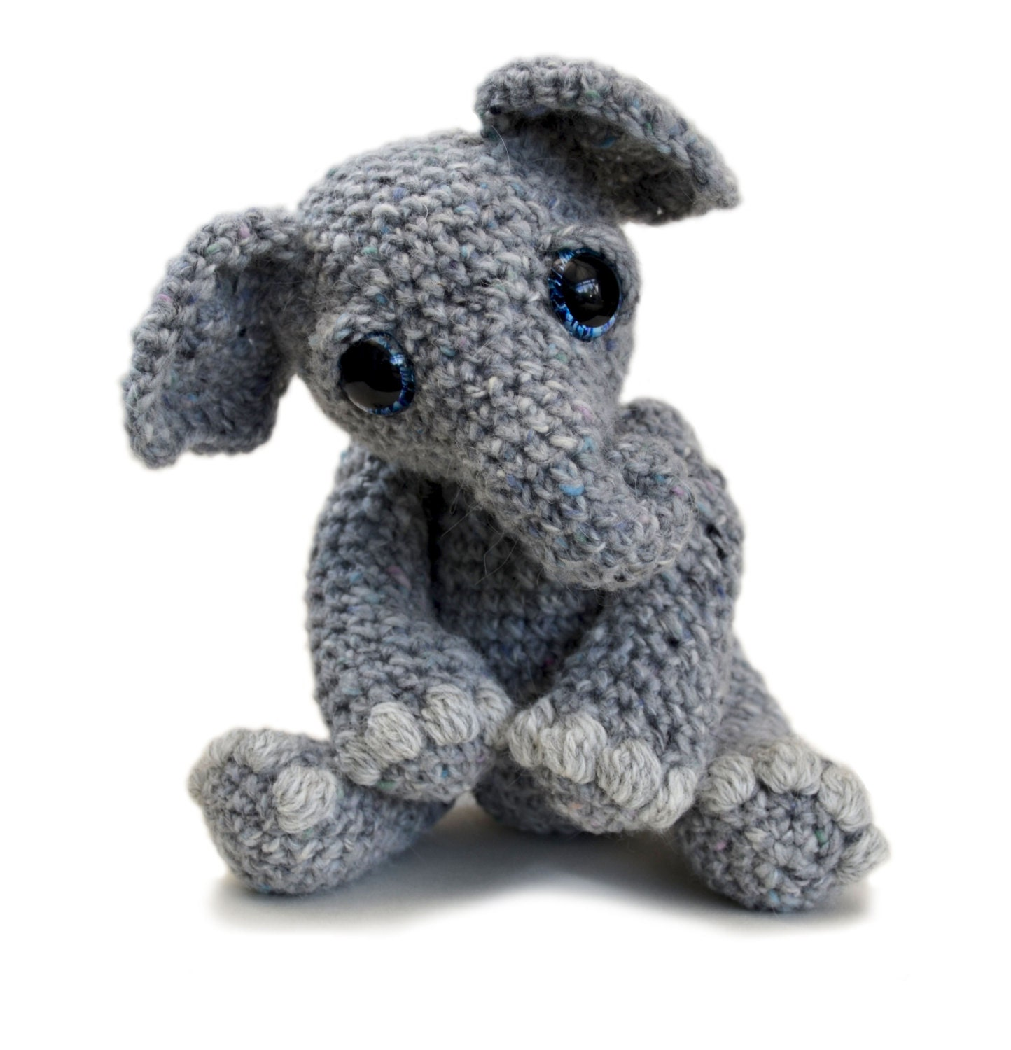 how to crochet an elephant pattern download
