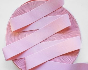 "NEW STOCK 2"" Light Pink Stretch Elastic Band"