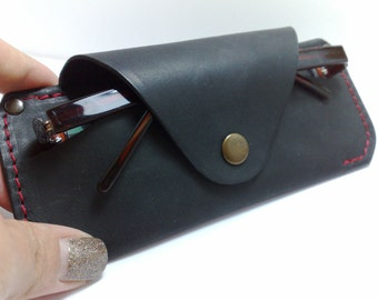 ray ban reading glasses case  handmade case to be able to fit ray ban wayfarer which is about 13.5cm length and smaller eye glasses reading glass covers free monogramming