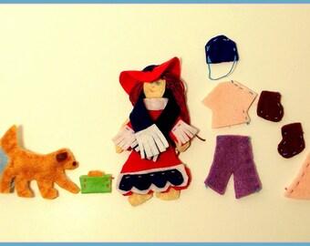 Matilda and Ginger  Pattern