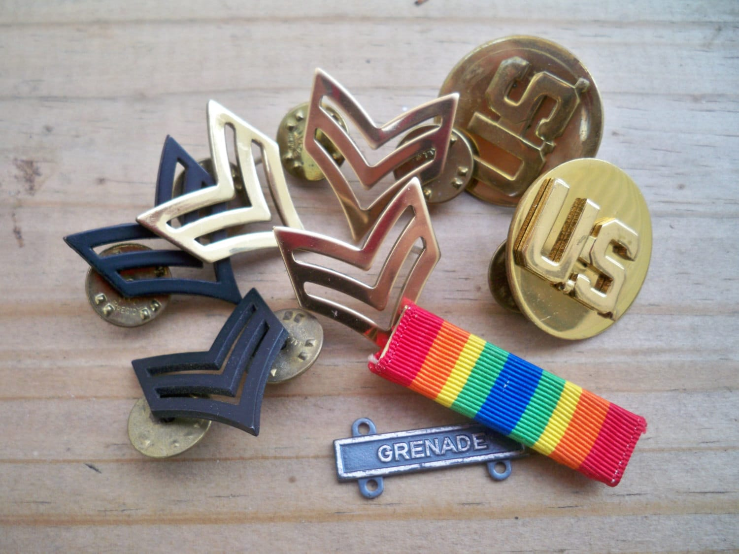 pins from military - photo #5