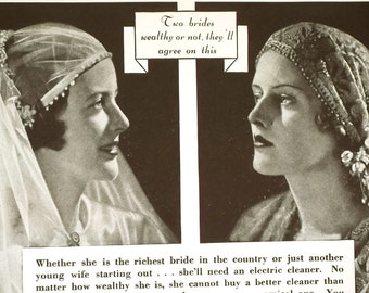1930s marriage book The Bride's Book