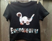 Boy's Dinosaur T-Shirt Personalized with Child's Name