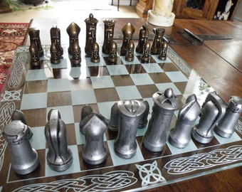 Gothic Chess Set/ Pieces (Board Not Included)
