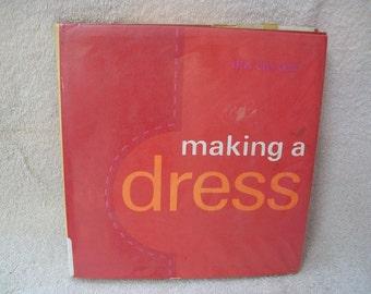Making A DRESS 1965 dressmaking instruction book