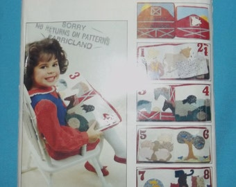 Children's Quiet Time, Counting  Book