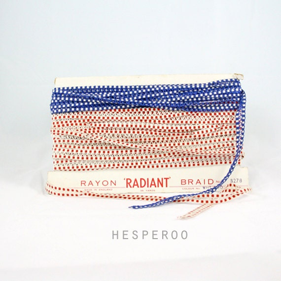 Rayon radiant braid from Hesperoo