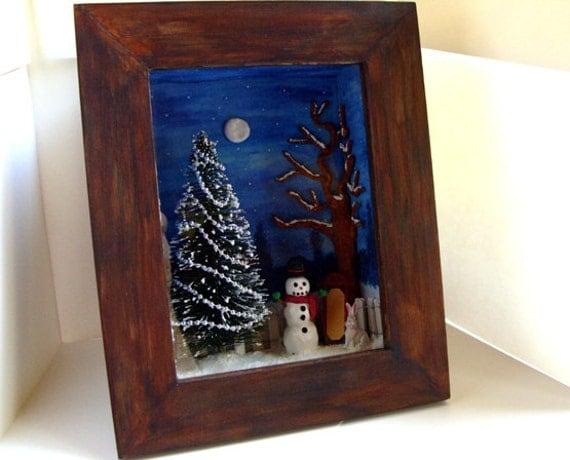 The Christmas Tree Worm