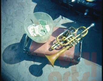 New Orleans - Giclée Print from Holga Photograph, Color Film