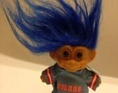 Houston Oilers Russ Troll