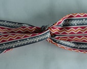 Zigzag Turban Wrap Headband