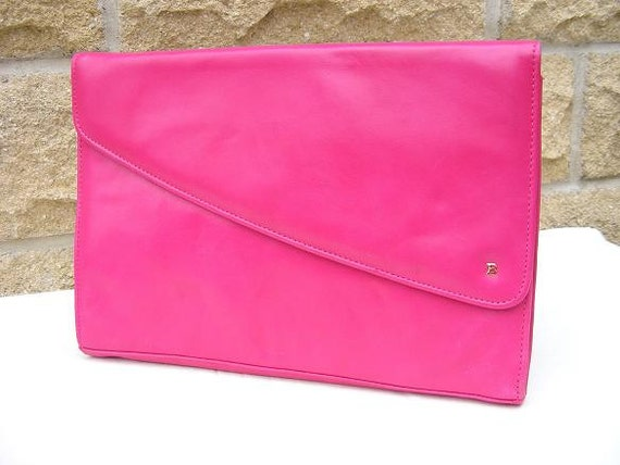 Fuschia Pink Handbag | Luggage And Suitcases