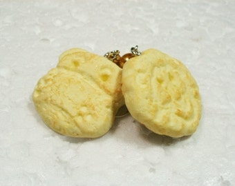 Animal Cookie Earrings. Polymer Clay.