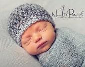Crochet PATTERN - Easy Crochet Pattern - Crochet Hat Pattern - Crochet Patterns Baby - Beanie - Includes 6 Sizes Newborn to Adult - PDF 333