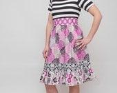 Cosette's Women's Knit and Woven Dress PDF Pattern sizes XS to XL