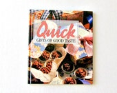 Quick Gifts of Good Taste Book by Leisure Arts