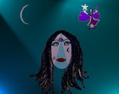 Faery Realm of Goddess Morrigan Le Fey Reiki