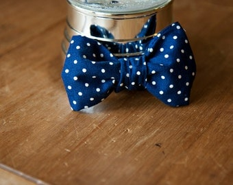 Newborn Boy Bow Tie  - Photography Prop -  Made to Order