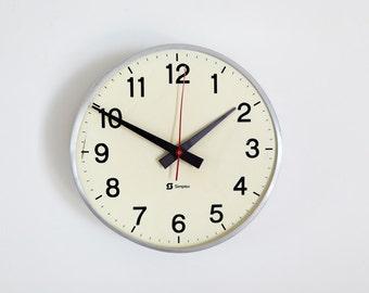 vintage simplex electric clock #1