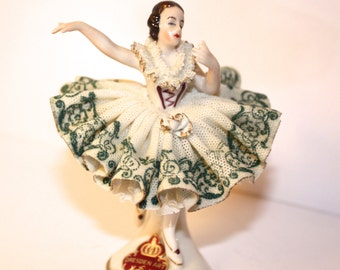 "Dresden Alka ""Naida"" figurine - SALE price, was 70 dollars"