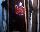 RESERVED to AMANDA aaaarrRrrgh!!! Death Breath T-shirt. Size L(fits like M).