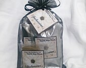 Natural Healthy Spa Set for bath and body pampering Spaluscious Spa Kit