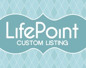 Custom Listing for satheriault
