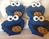 Cookie Monster Party Centerpiece