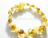 Baltic Amber Baby Teething Bracelet/Anklet
