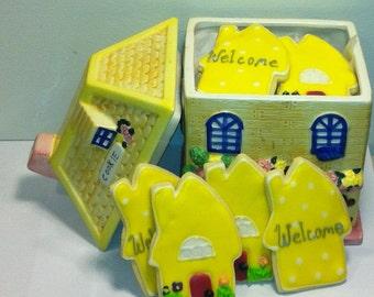 House Cookies - 1 Dozen - Welcome to the neighborhood gift Cookies