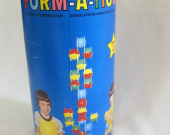 Vintage FORM-A-TIONS Toy