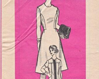 Vintage Sewing Pattern - Anne Adams Pattern 9413 Size 12 Mail Order - OOP - Postmarked 1977