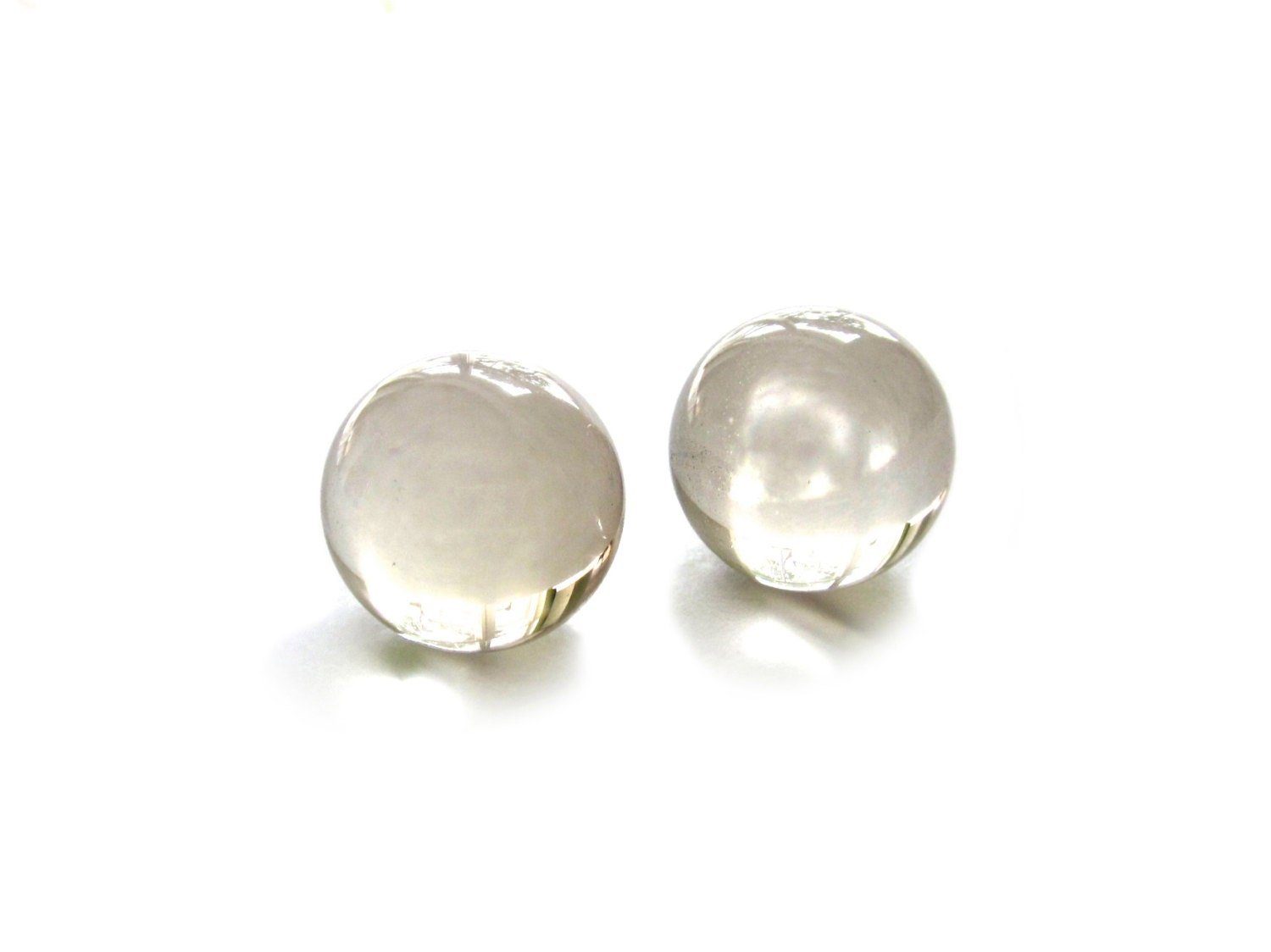 Smokey Quartz Crystal Spheres at Instant Karma