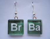 Breaking Bad - Glass Tile Earrings