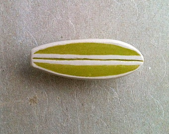 surfboard furniture knob, drawer pull