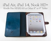 Leather iPad / iPad Air C...