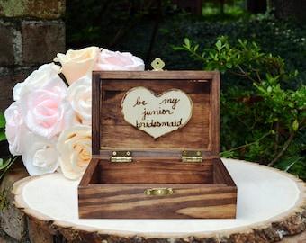Be My Bridesmaid, Junior Bridesmaid, Bridesmaid Box