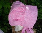 Bonnet Pink Confetti Floral One Size