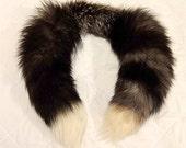 Vintage Luxurious Fox Fur Collar Stole
