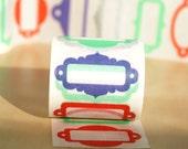Label Mark Washi Tape Rice Paper Tape Masking Tape - 40MM X 5M