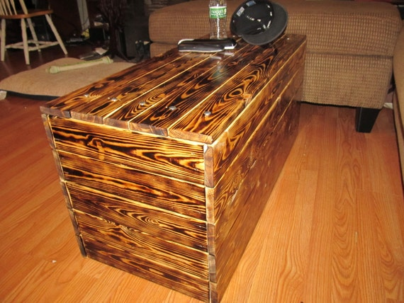 Price Cut Coffee Table Toy Box Chest
