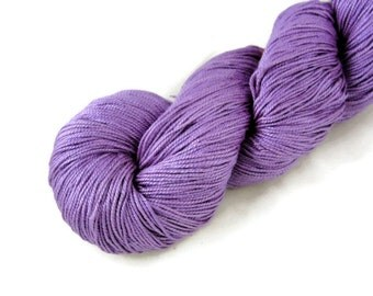 Lace Silk Yarn, Maharaja Silk yarn, Lavender