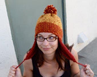 Jayne Cobb inspired Hat Knitting Pattern