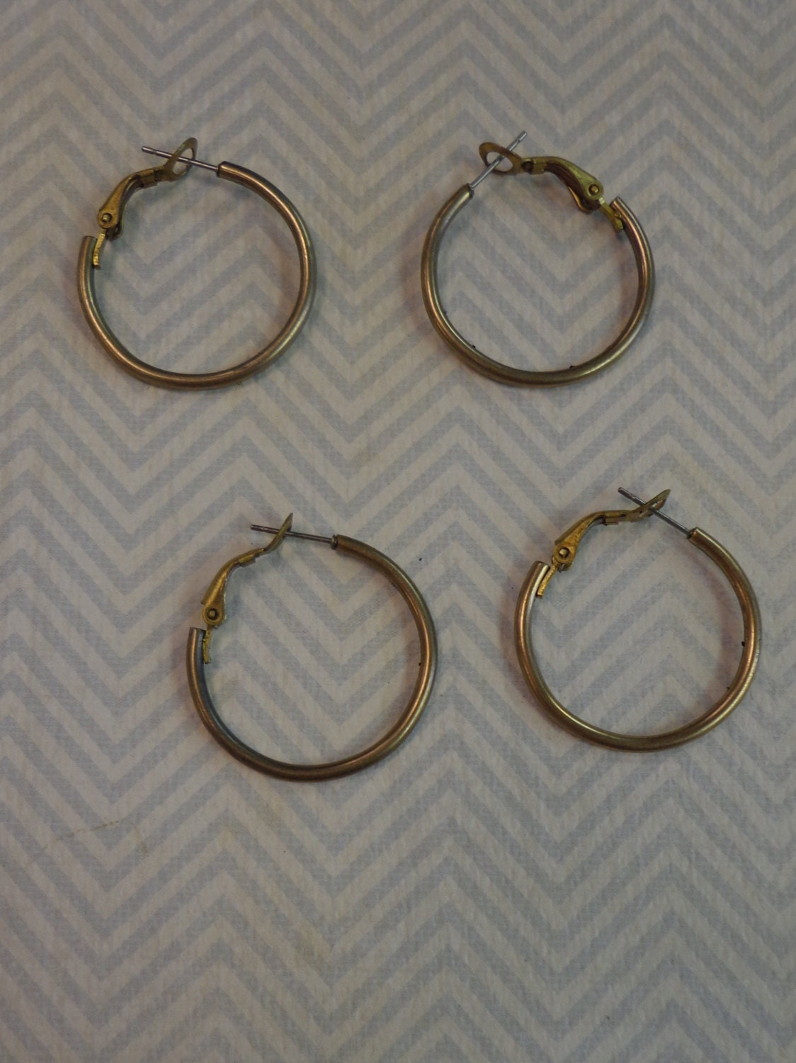 how to make snap fit earring findings