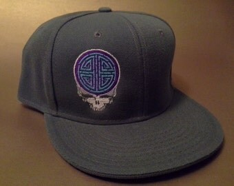 Steal Your Lu Fitted Hat made to order flat brim Chinese Symbol FREE SHIPPING
