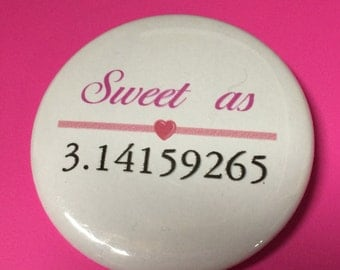 PI Day buttons!