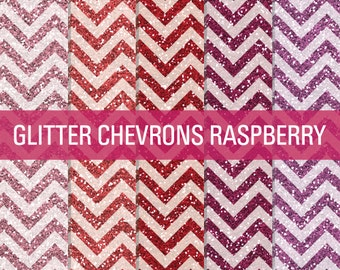 Pink Glitter, Chevron Glitter, Digital Papers, Glitter Digital, Glitter Papers, Glitter Textures, Glitter Backgrounds