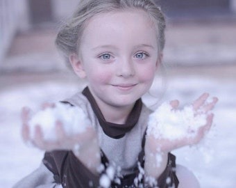 Fake Instant Artificial Snow Powder - 10 Cups - Just Add Water